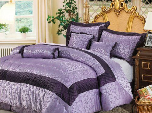 1000 Images About Comforter Sets On Pinterest Purple