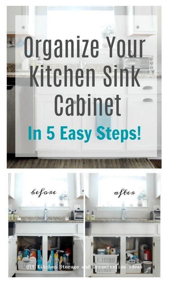 10 Insanely Sensible Diy Kitchen Storage Ideas 3 1 Dollar Store