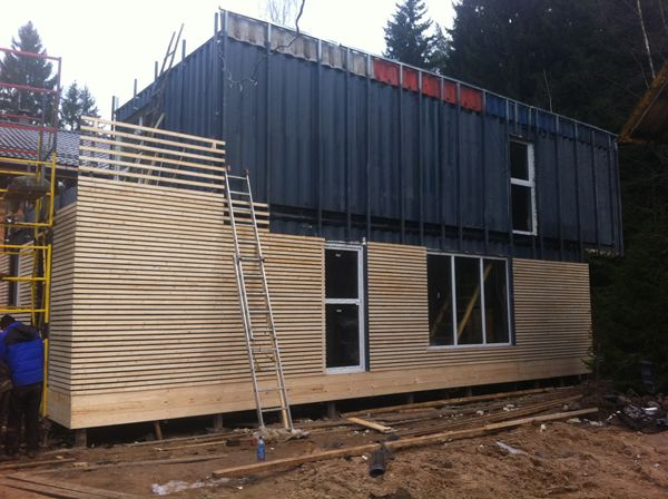 How to build your own shipping container home cargo for Design your own container home