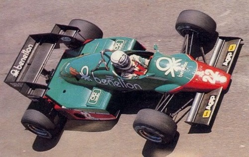 45 Best Images About Benetton F1 On Pinterest Cars Road Racing And Portuguese