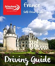 Plan the perfect France self-drive holiday using our Driving Guide!