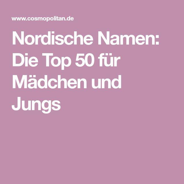 Nordische Namen: Die Top 50 für Mädchen und Jungs
