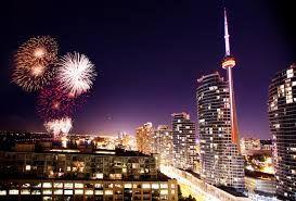 Canada Day Fireworks Toronto 2015
