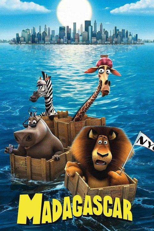 Madagascar 2005 full Movie HD Free Download DVDrip