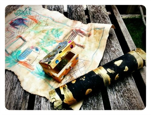 How to have a pirate treasure hunt