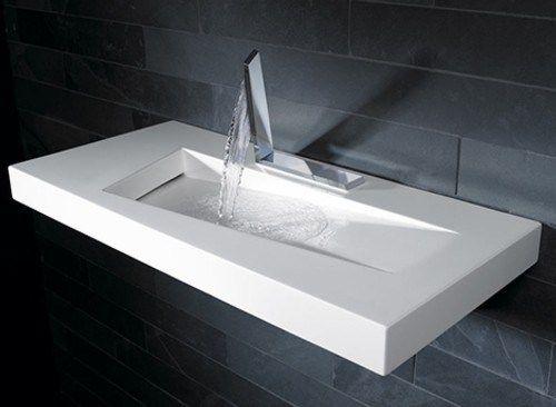 lavabos modernos hansa washbasin hansalatrava