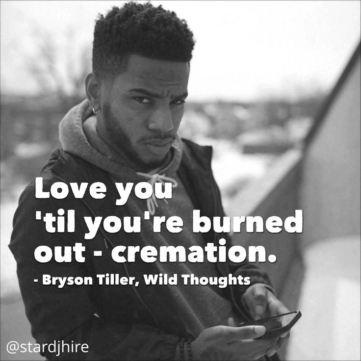 DJ Khaled's New Hit Song is a Major Milestone for Cremation. Bryson Tiller compares cremation to sex and... it's really hot.