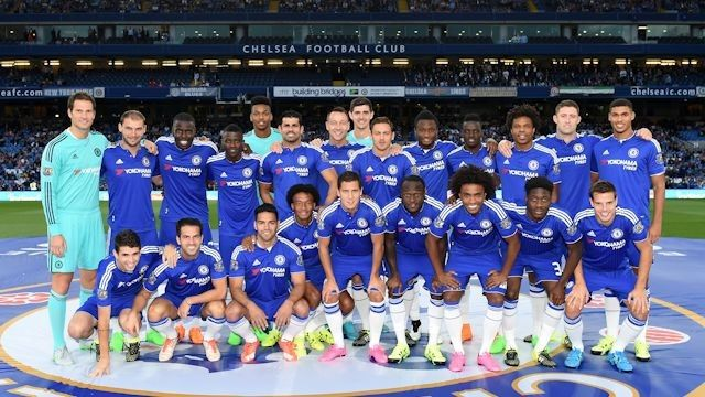 The official Chelsea FC website