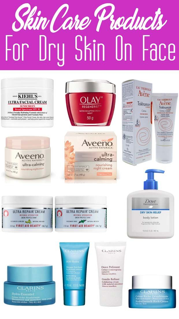 Best Skin Care Products For Dry Skin Canada In 2020 Moisturizer