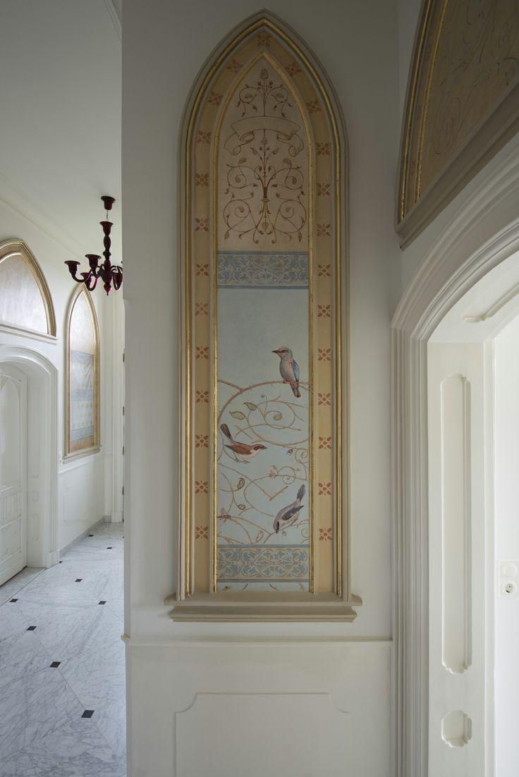 les 559 meilleures images du tableau peindre sols murs plafonds sur pinterest peintures. Black Bedroom Furniture Sets. Home Design Ideas