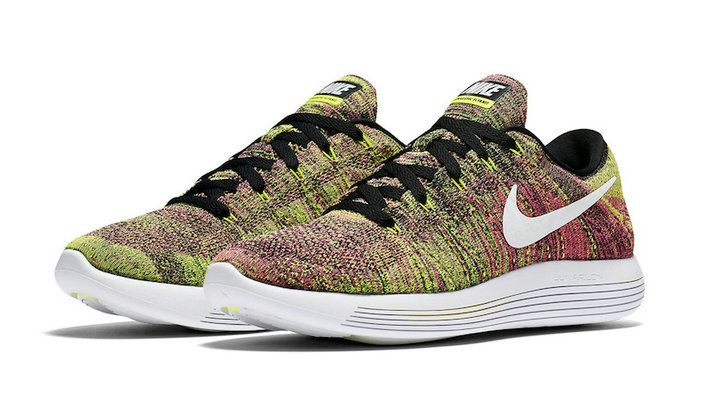 reputable site e8b72 a9550 Youth Big Boys Nike LunarEpic Flyknit Low Unlimited 844862 ...