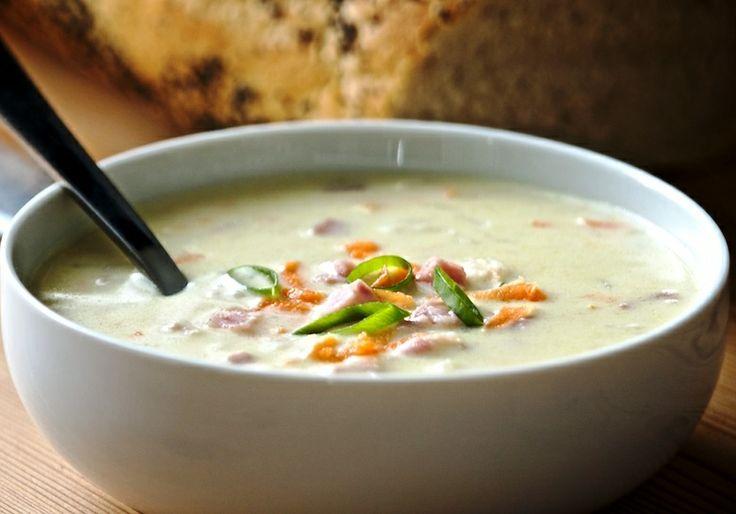 Zuppa di prosciutto alla parmense - La ricetta di Buonissimo