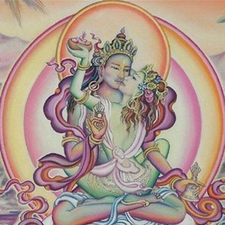 Различные виды экстаза и преодоления, трансформации лежат в основе тантра йоги и её тайных упражнений