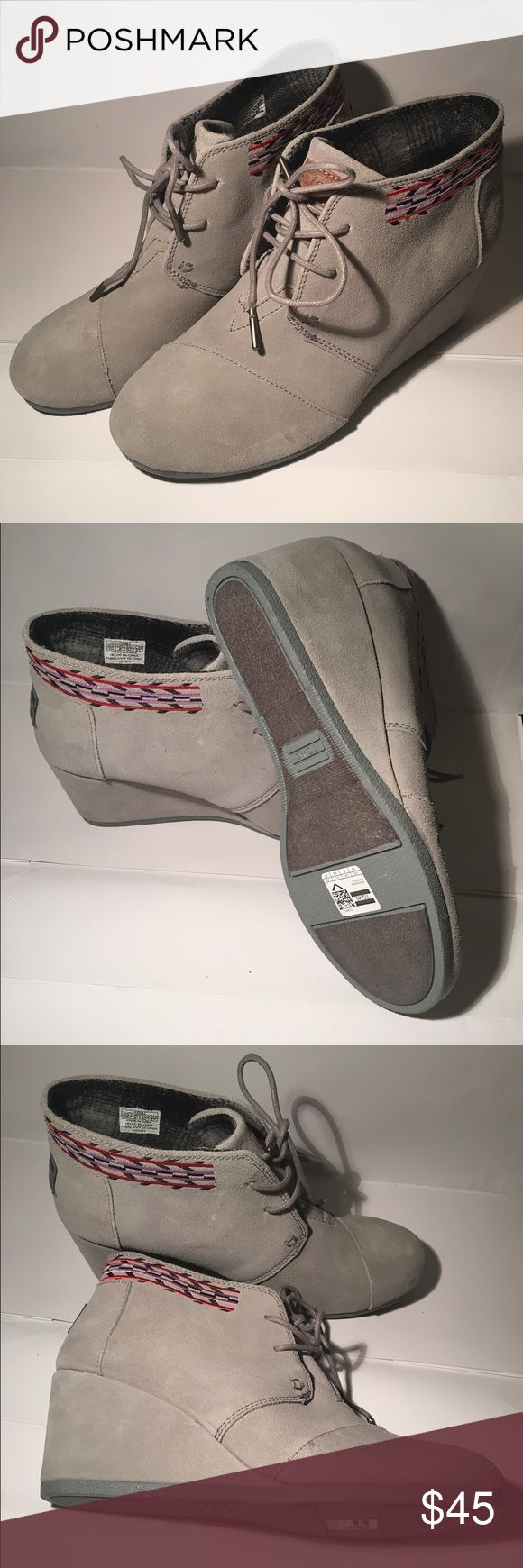 25 best ideas about toms desert wedges on