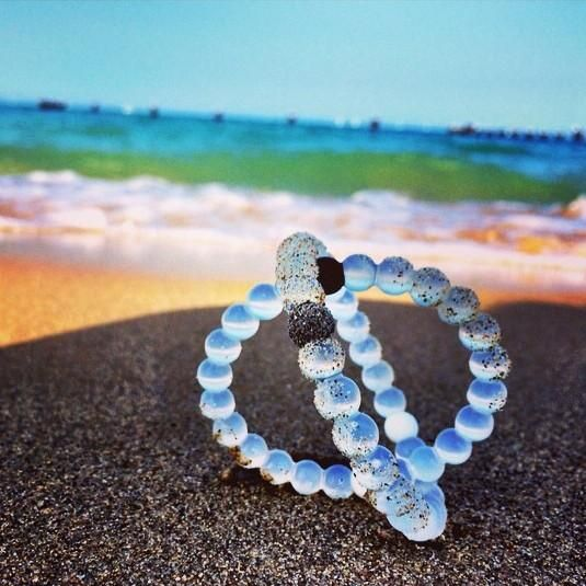 Can't wait to get my lokai bracelet! Love the message behind them!
