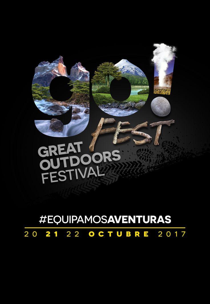 GO! Fest   Concepto Lanzamiento 2017