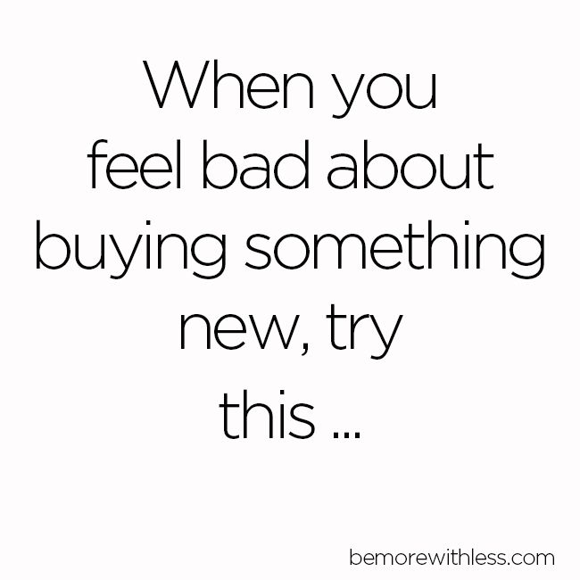 Feeling Bad Quotes Someone: 112 Best Images About Less Stuff On Pinterest