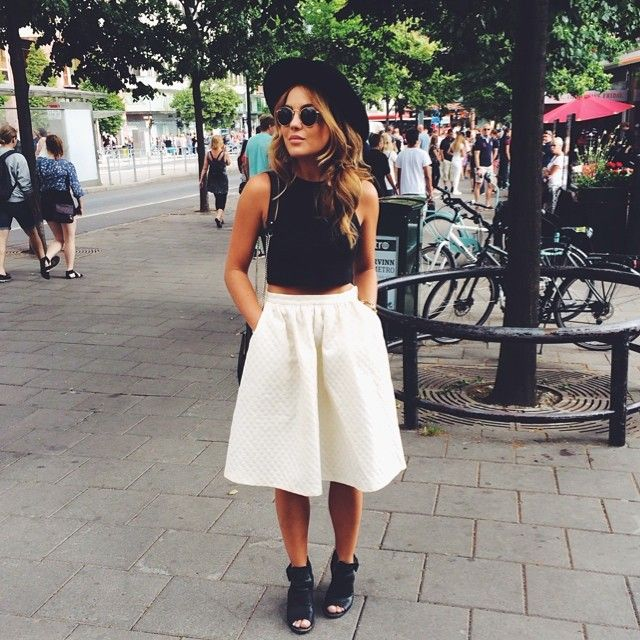 Angelica Blicks - such great style, love this look!