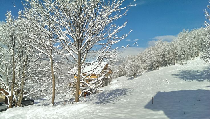 Check out this fantastic live picture from Meribel - Prepare your christmas holiday with us - Have a look at our Meribel Properties, a candy eye that you're not ready to forget!