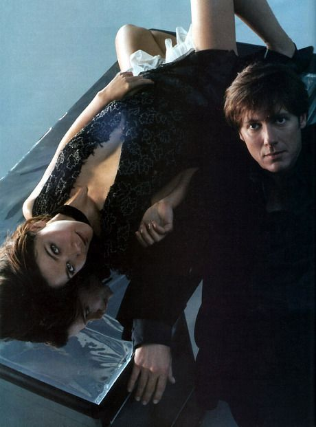 Maggie Gyllenhaal & James Spader