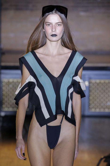 Linder, Spring-Summer 2018, New York, Womenswear