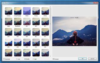 PhotoScape : Grátis software de edição de fotografia Descarregar