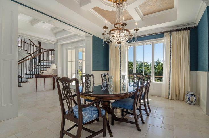 Oceanside Coastal Three-Story Home - Weber Design Group, Inc. - Naples & Palm Beach, FL