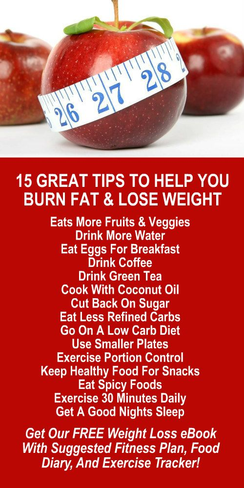 15 GREAT TIPS TO HELP YOU BURN FAT & LOSE WEIGHT. Learn about the amazing weight loss benefits of Zija's Moringa based product line and get our FREE eBook with suggested fitness plan, food diary, and exercise tracker! #WeightLoss #FatBurning #Exercises #Diet #Tips