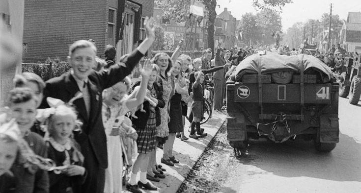 5. #Mai. Die Niederländer feiern ihre Befreiung von Hitler-Deutschland. #Gedenktag #Feiertag #Bevrijdingsdag