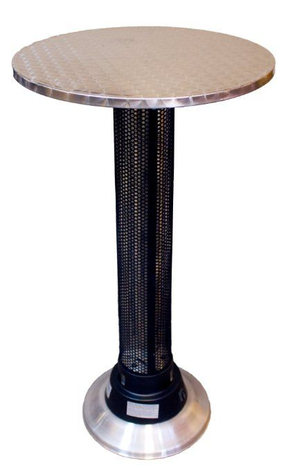 Best Table Top Patio Heaters Images On Pinterest Patio Heater - Built in patio heaters
