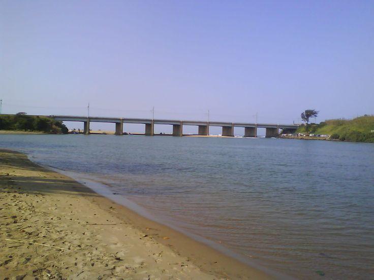 Umkomaas River Mouth - Kwazulu Natal South Coast