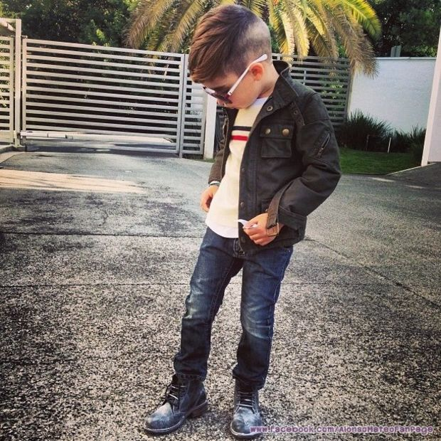 Meet 5-Year-Old Alonso Mateo, the Best Dressed Kid You Have Ever Seen - BlazePress