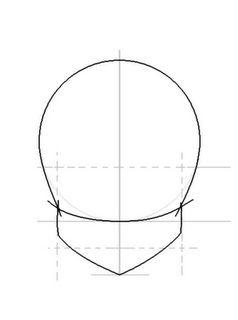 Как рисовать лицо Винкс