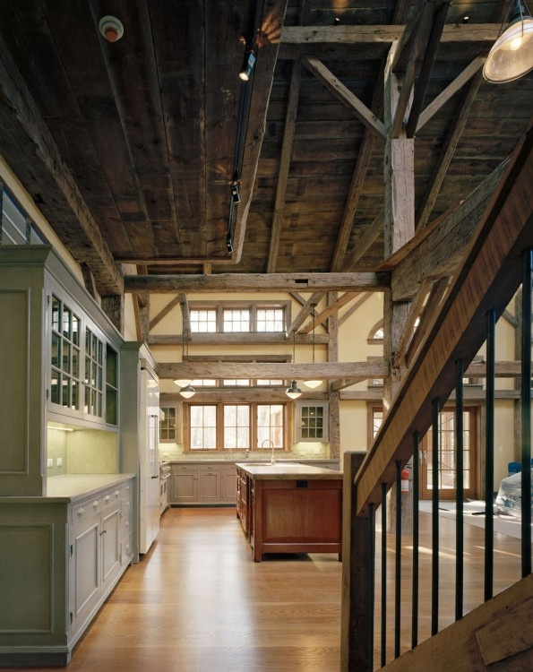 I think this house is my FAVORITE!!!Dutch Barns, Barns Kitchens, Barnhouse Decor, House Ideas, Brown Roads, Roads Barns, Barns House, Barns Renovationsinterior, Heritage Restoration