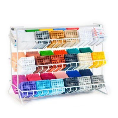 Kinderfeestje, knutselen met pixels! Bijv. pennenbakken, sleutelhangers of notitieboekjes maken met Pixelhobby pixels