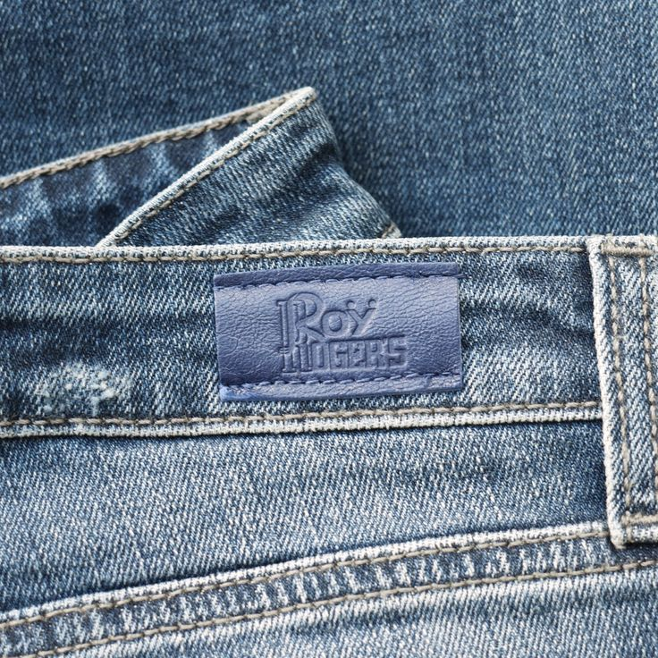 Whenever you see a Roy Roger's tag, it's a guarantee #RoyRogersDenim #followtheR