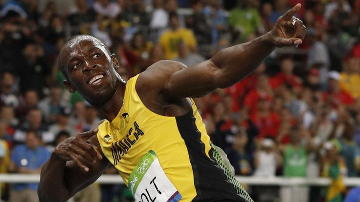 Usain Bolt entrenará en un equipo del fútbol europeo