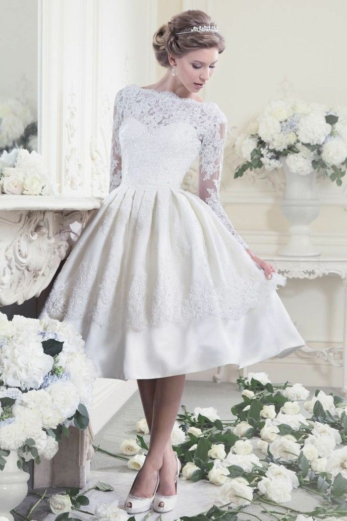 115 best Hochzeitskleider images on Pinterest | Wedding frocks ...