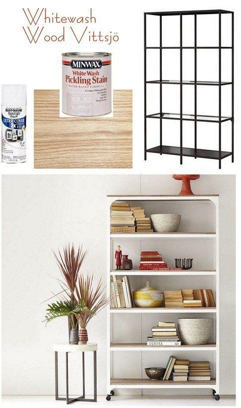 Versatile Vittsjo (More IKEA Hack Ideas!) | Centsational Style