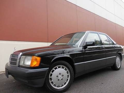 1993 mercedes benz 190 class for sale in downers grove il for Mercedes benz downers grove