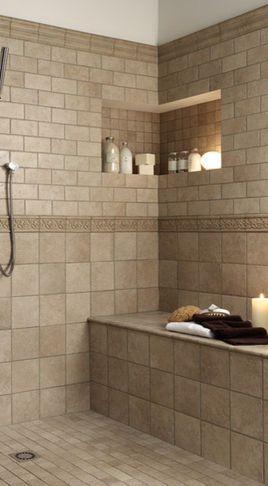 photos of ceramic tiled bathroom walls | florida tiles millenia like it save to your ideabook florida tiles ...
