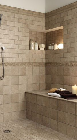photos of ceramic tiled bathroom walls | florida tiles millenia like it save to your ideabook florida tiles ...
