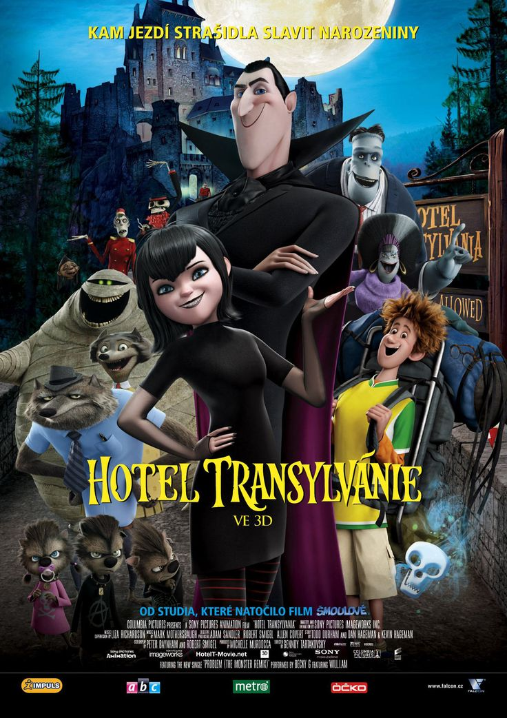 Hotel Transylvania...my lil voodoo doll...such my nick name for my s2b g or b :)