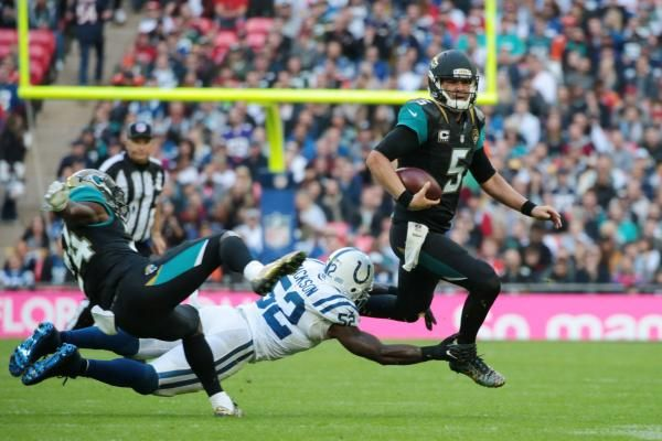 Blake Bortles needs to get better and to do that, the Jacksonville Jaguars must improve around him.