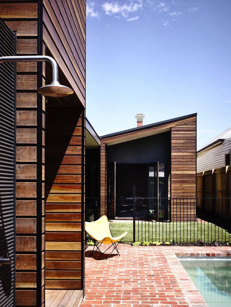 Wolveridge Architects — Northcote Residence