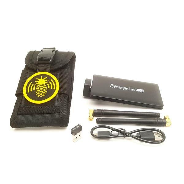 Got it! Tactical Elite upgrade for WiFi Pineapple NANO | Hacker