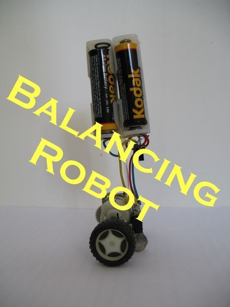 Picture of Balancing Robot
