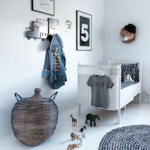 Simon's Fun Room || La Petite Blog
