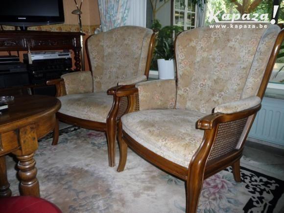 New Zeer mooie tweezit fauteuils perfecte staat antwerpen
