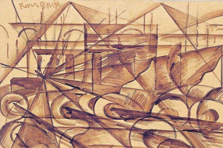 el futurismo Giacomo Balla
